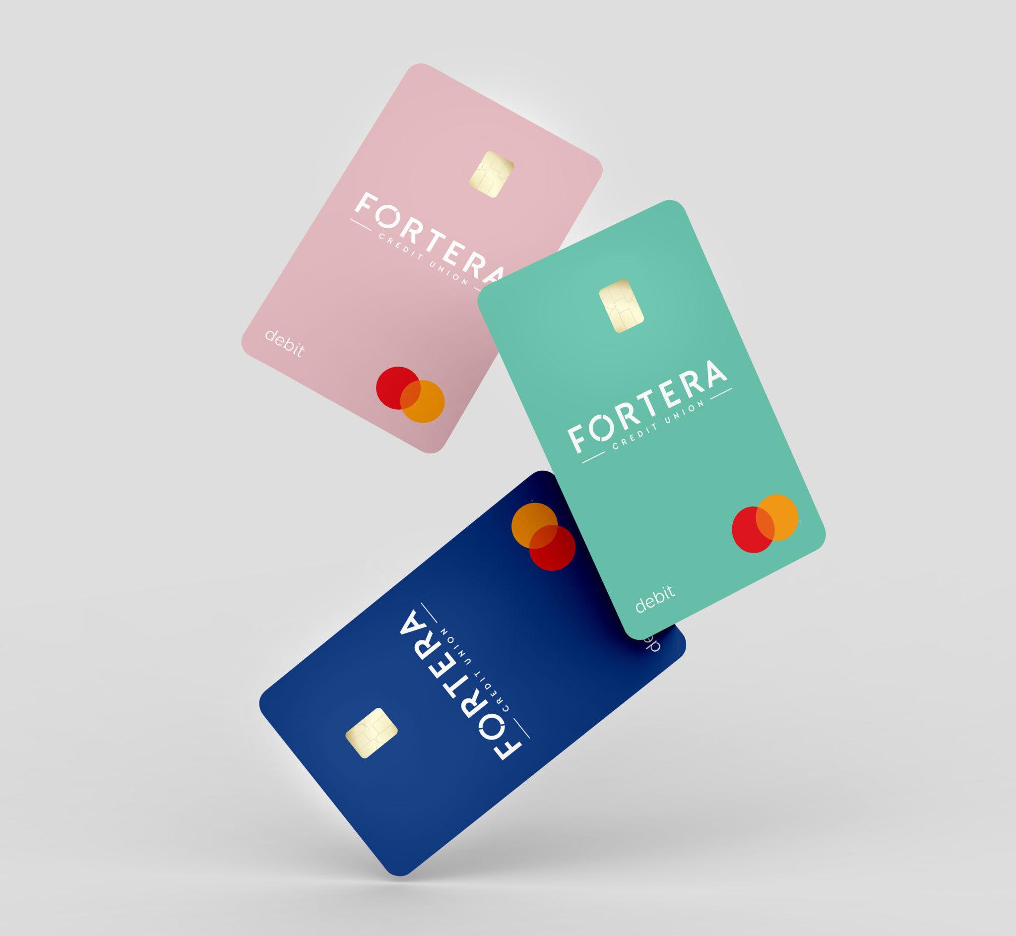 Multiple Debit Cards Floating